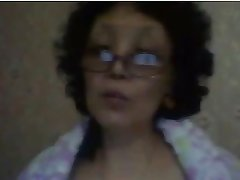 54 yo russian grown up old lady webcam thing (part 2)