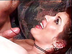 Very nice mature fucked by young pauper