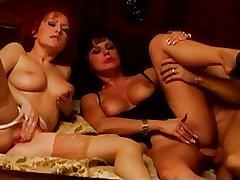 Silvia Christian&Ursula Cavalcanti-Mature Anal Sluts