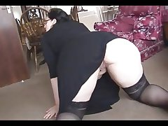 Hot BBW Full-grown hot arse and pussy