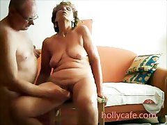 Mature wife is toyed by her hubby wife dildo amateur mature brunette