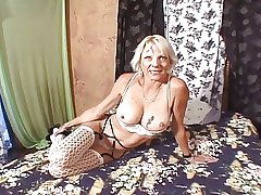Mature  With Nice-sized Boobs Takes Cock Prevalent The Ass