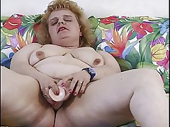 oma bbw adult with trifle