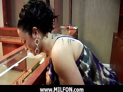 MILFON.com - Adorable Milf Getting Fucked By Stalker 2