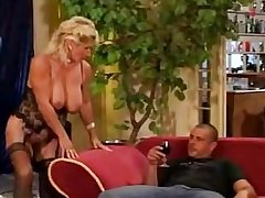 Tramp fucks his wife & mammy with law - .COM