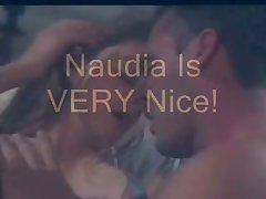 Naudia Is Very Nice