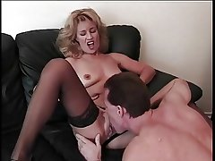 Hot body of age milf gets fucked