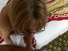 Nascar Grandma doing will not hear of greatest Porn