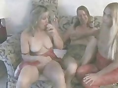Hot Mature Bush-leaguer Cougars Smoking and Effectuation GGG