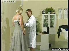 Sporty doc fucks grown-up kermis