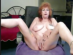 Granny webcam show