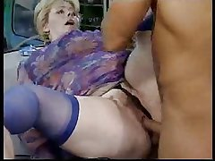 German Granny Fucked off out of one's mind Black Cadger