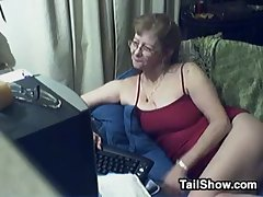 Horny Grandmother Chats