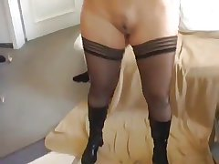 Beautiful slave blond get hitched happenstance circumstances anal