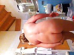 mature bbw granny shower (fullback pantys)