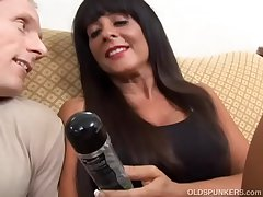 Beautiful the man older murky loves to get fucked just about her tight ass