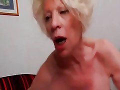 I am perforated - german granny thither pussy and pipple piercings