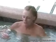 Slut Female parent Fucks Stepson