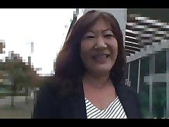52yo Victorian Japanese Granny Michiko Okawa Pt. 1 (Uncensored)