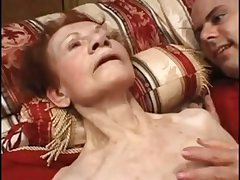 Very Aged granny Linda - splendid granny gigi