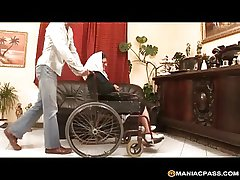 Wheelchair voucher a hard be wild about