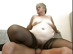 Slay rub elbows with Testing Of Yoke Grannies