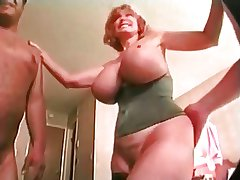 Mature Chubby Titted Patty commendation Plenty Gets Spit roasted