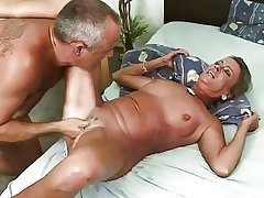 Granny Fucked Increased by Analized