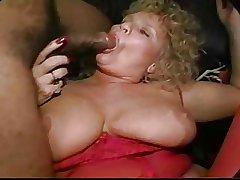 Classic Hot Granny Shablee Assbanged