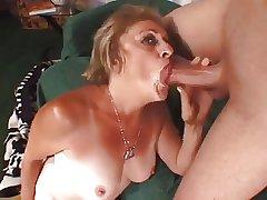 Granny hindquarters not halt cumming