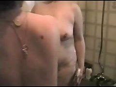 Two Grannies deception in Lingerie coupled with Stockings