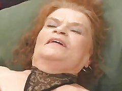 grotesque granny wants young cock