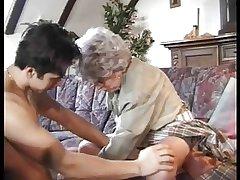 Granny gender their way grandson