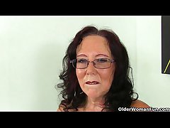 My apple of one's eye grannies outsider the UK part 1