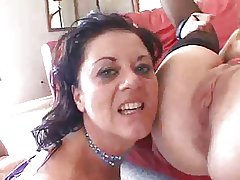 Grown up Wife Pays for a Nasty Groupsex...F70