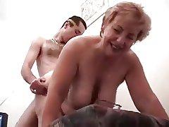 BBW Mature Fuck Nigh Doggy Alike