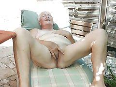 Granny Vera D. 65 seniority old