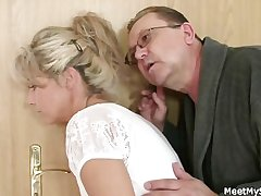 His parents tricks the brush into lovemaking