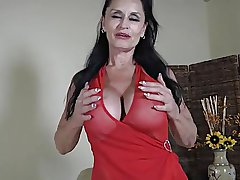 dirty granny likes thither tease