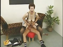 Hairy Granny Dildos together with Fucks