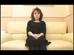 50yr old Soft Japanese Granny Creamed (Uncensored)