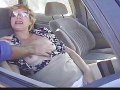 Granny in someone's skin Car R20