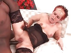 My Erotic Piercings Pierced granny nailed overwrought BBC bull