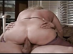 Lovely Mature Anal Charge from