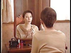 45yr ancient Japanese Wife Aki Ishika Loves Prohibition (Uncensored)