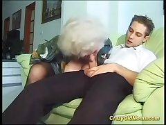 Mr Big daft old mom needs only fresh plucky cocks