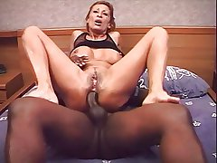 French mature Sabrina anal every time