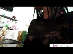 Hot Sex Motivation Lesbian Milfs (Brianna Ray & Kristen Cameron & Natalie) mov-19