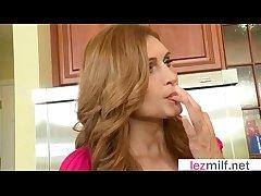 Horny Milfs (Brianna Gleam & Kristen Cameron & Lakota Summer) Lick And Kiss Their Pussies mov-