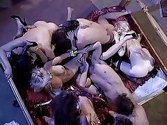 victoria paris at hand 1980's orgy